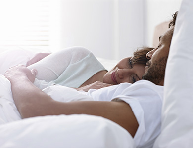 East Lake, FL couple is happy to have found a way to stop snoring in Palm Harbor.